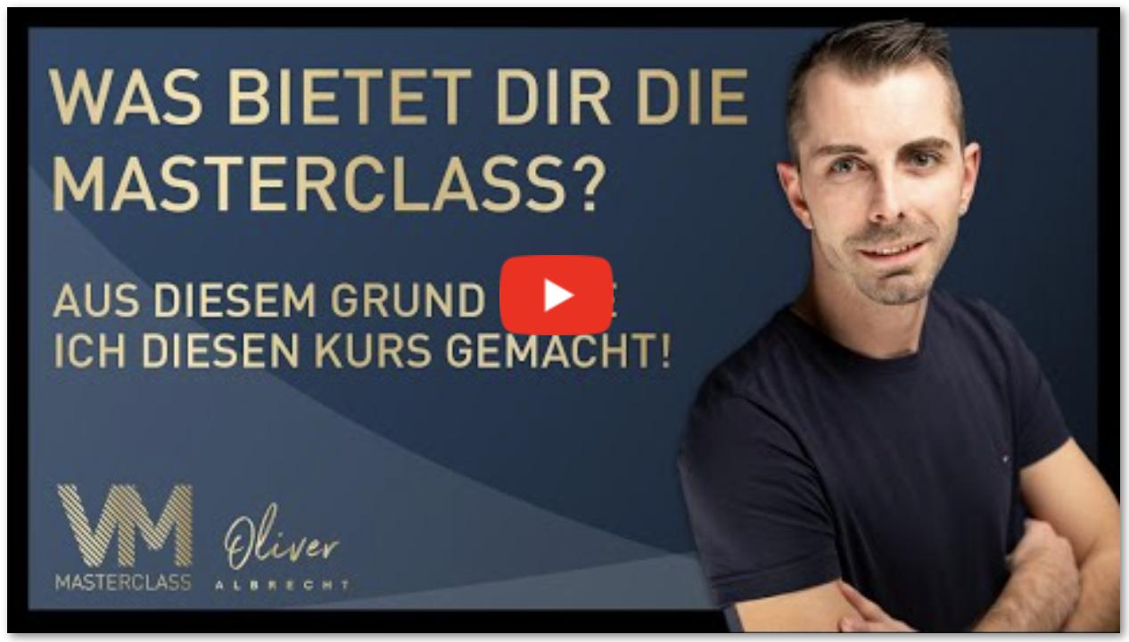 Oliver albrecht Masterclass