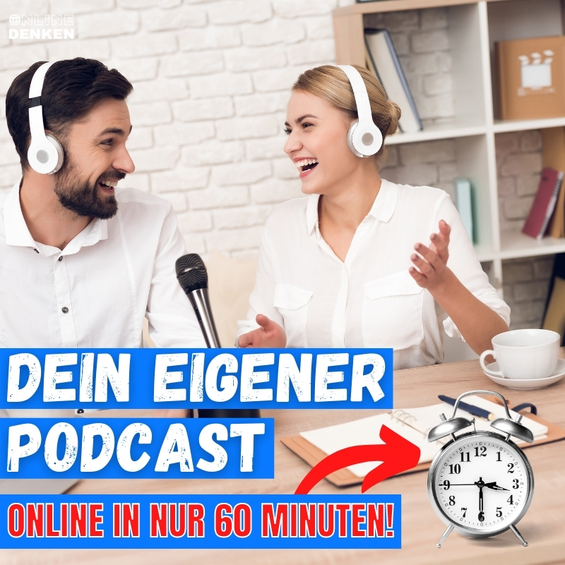 eigenen podcast erstellen